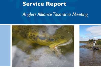 Latest report to AAT