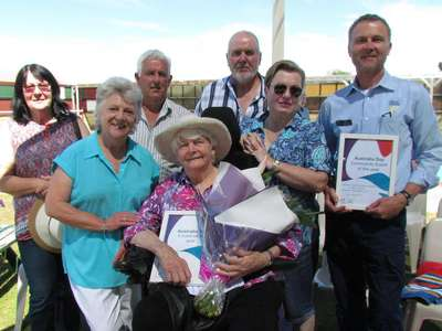 Australia Day award for Trout Weekend