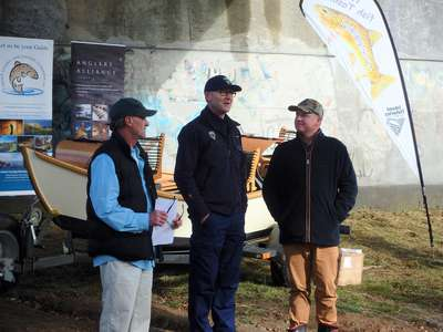South Esk Angler Access project completed