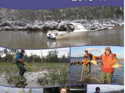 Carp Management Program Annual Report 2016-17